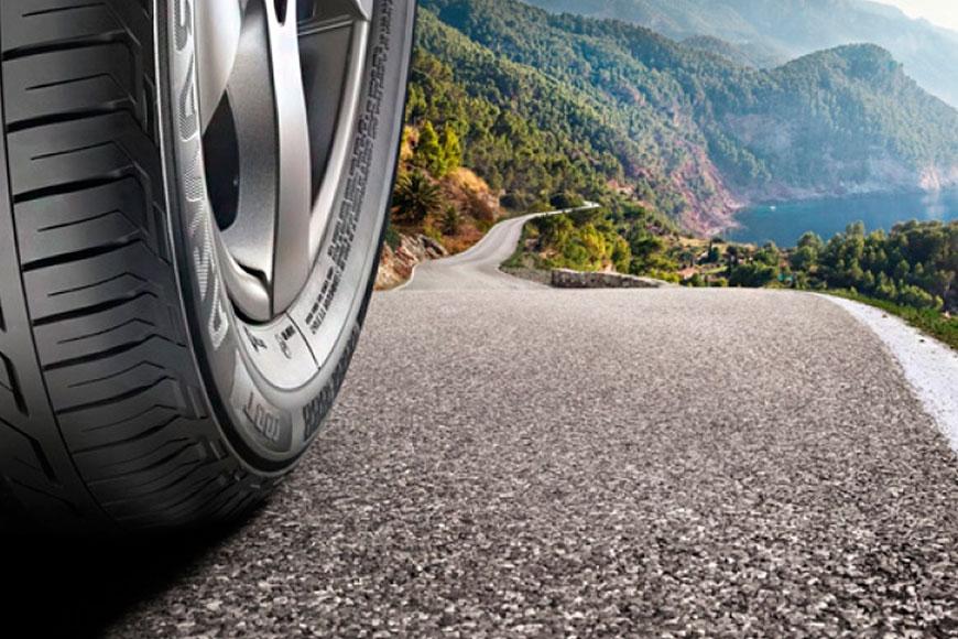 Elegir bien los neumáticos para su coche te ayuda a reducir la contaminación acústica